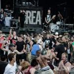 I The Breather - band live at Mayhem Fest 2012 Camden, NJ