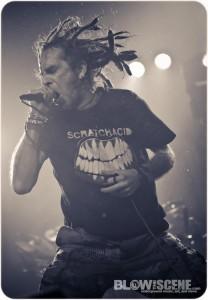 Lamb of God - Randy Blythe Live in Philadelphia 2012