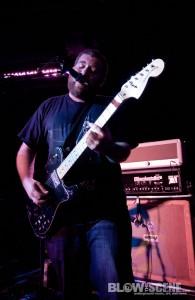 Lionize - band - live at Underground Arts in Philadelphia