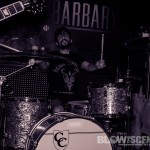 Living Eyes - band live at The Barbary in Philadelphia