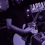 Punch - band live at The Barbary in Philadelphia