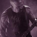 Slayer - band live at Mayhem Fest 2012 Camden, NJ