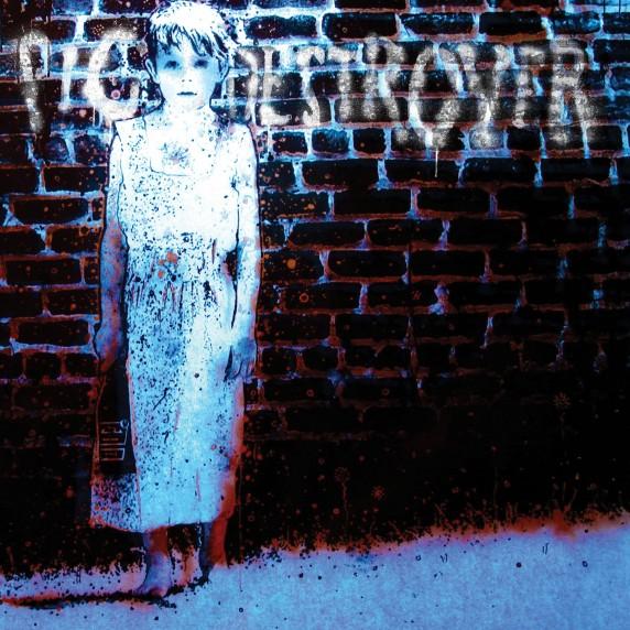 Pig Destoyer - Book Burner - Album Cover