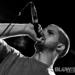 The Contortionist - Summer Slaughter 2012 - Philadelphia