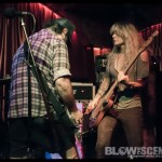 Backwoods Payback - band live at Kung Fu Necktie in Philadelphia