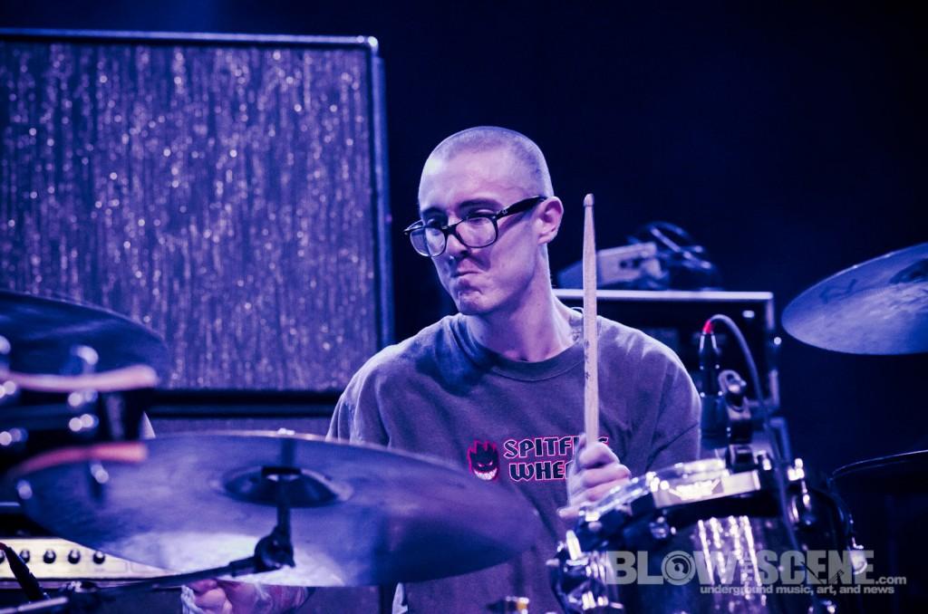 Dead In The Dirt band live in Philadelphia at Union Transfer venue