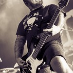 Whitechapel - band live at The Electric Factory