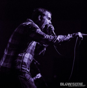 Converge - Jacob Bannon Live in Philadelphia April 2012