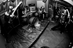 Pittsburgh grincore punk band Heartless