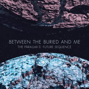 Between the Buried and Me Parallax II - cover