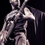 Cancer Bats live at The Electric Factory