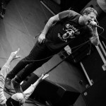 Comeback Kid live at The Union Transfer in Philadelphia