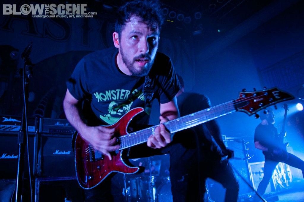 Dillinger Escape Plan - Ben Weinman