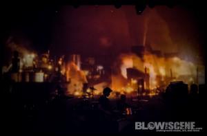 Godspeed You! Black Emperor live at Union Transfer in Philadelphia