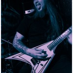 Havok - band live at The barbary Philadelphia, PA