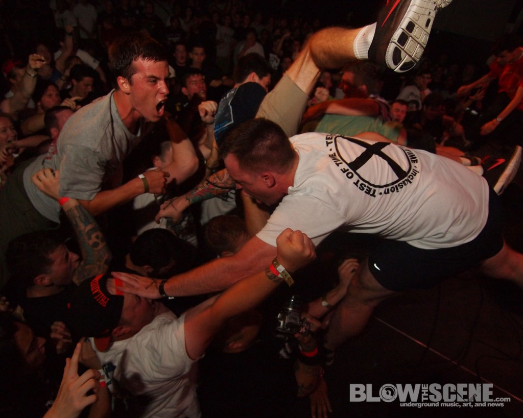 Mindset - This Is Hardcore Fest 2012 Philadelphia