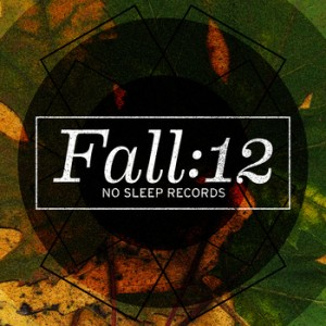 No Sleep Records 2012 sampler