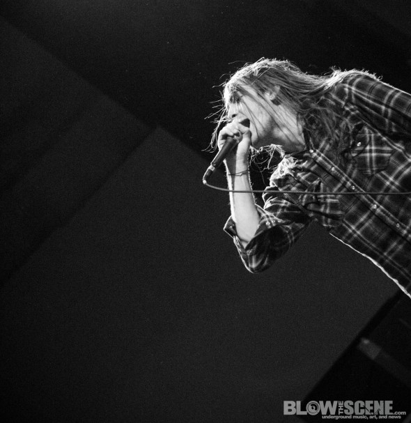 Pianos Become the Teeth live in Philadelphia