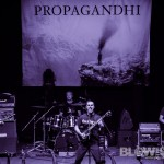 Propagandhi live at The Union Transfer in Philadelphia