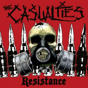 The Casualties - Resistance LP