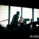 Circa Survive live in Denver 2012