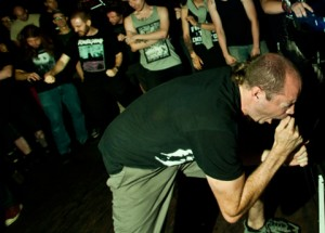 Jon Parkin of Gaza live in NYC 2012