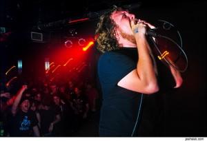 Pig Destroyer - JR Hayes Live