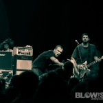 Converge live at Union Transfer in Philadelphia