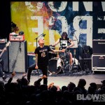 Converge live at Union Transfer in Philadelphia