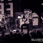 Kvelertak live at Union Transfer in Philadelphia