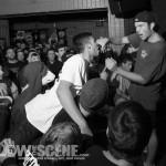 Backtrack band live in Philadelphia