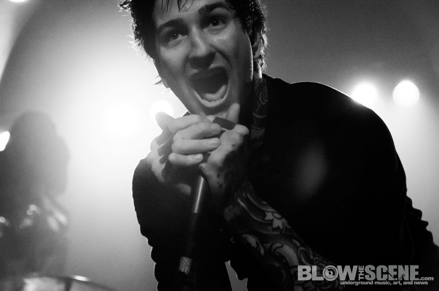 mitch lucker Mitchell adam mitch lucker (20 october 1984 – 1 november 2012) [1] was an american musician and lead singer for the deathcore band suicide silence lucker first started performing in his brother's garage band, covering a hatebreed song he knew the lyrics to when they needed a vocalist lucker.