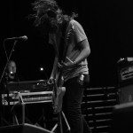 Whips/Chains band live at Union Transfer in Philadelphia