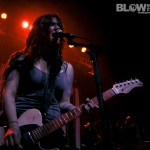 Girl In A Coma live at Denver's Summit Music Hall