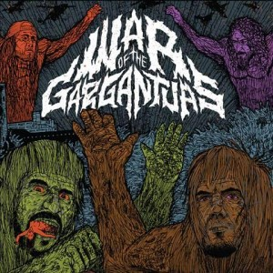 Philip Anselmo and Warbeast - War of the Gargantuas EP