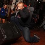 Sawed Off band live in Philadelphia