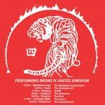 The Bronx IV Tour UK