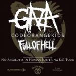Gaza US Tour 2012