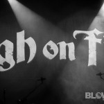 High On Fire live in Philadelphia