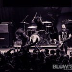 Pianos Become The Teeth live at Union Transfer