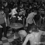 Full Of Hell live in Philadelphia