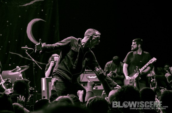 Converge - Decibel Mag 100th issue Show