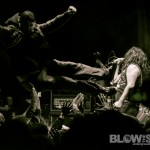 Municipal Waste Decibel mag 100th Issue Celebration