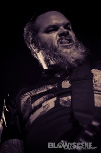 Neurosis band live at Masquerade Theater Atlanta