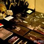 black mess - display