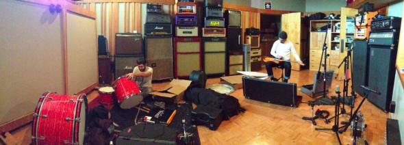 Doomriders at GodCity Studios