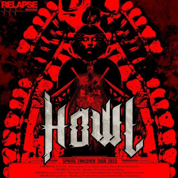 Howl US Tour