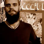 John Baizley - artist and Guitars/vocals for Baroness