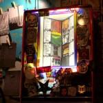 punx pcinic art show at Tattooed Moms