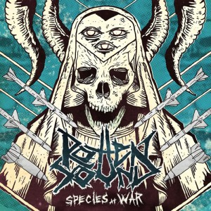 Rotten Sound - Species At War EP